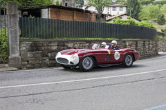 Bergamo Historic Gran Prix Royalty Free Stock Photos
