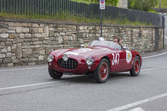 Bergamo Historic Gran Prix Stock Photography