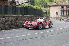 Bergamo Historic Gran Prix Stock Photo