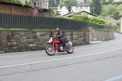 Bergamo Historic Gran Prix Stock Photography