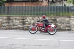 Bergamo Historic Gran Prix Royalty Free Stock Photography