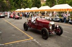 Bergamo Historic Grand Prix 2014 Royalty Free Stock Photo