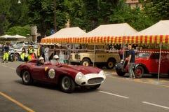 Bergamo Historic Grand Prix 2015 Stock Images