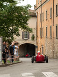 Bergamo Historic Grand Prix 2014 Royalty Free Stock Image