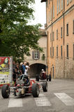 Bergamo Historic Grand Prix 2014 Royalty Free Stock Images