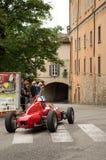 Bergamo Historic Grand Prix 2014 Stock Images