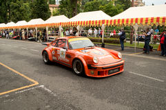 Bergamo Historic Grand Prix 2014 Stock Images