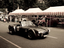 Bergamo Historic Grand Prix 2015 Royalty Free Stock Photography