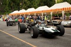 Bergamo Historic Grand Prix 2014 Royalty Free Stock Photos