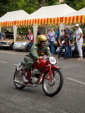 Bergamo Historic Grand Prix 2014 Stock Photography