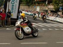 Bergamo Historic Grand Prix 2015 Stock Image