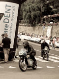 Bergamo Historic Grand Prix 2015 Royalty Free Stock Photo