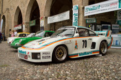 Bergamo Historic Grand Prix 2014 Stock Photography