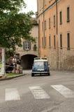 Bergamo historisk grand prix 2014 Fotografering för Bildbyråer