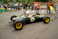 Bergamo historisk grand prix 2014 Arkivbilder