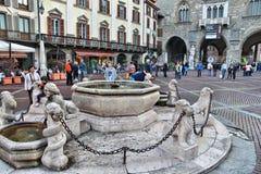 Bergamo Stock Foto