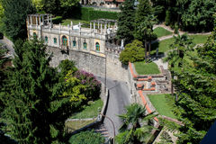 Bergamo, Italy Royalty Free Stock Photos