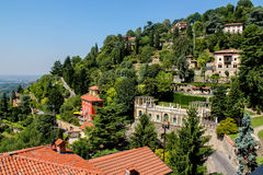 Bergamo, Italy Stock Photography