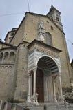 bergamo kyrka Royaltyfri Fotografi