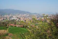 Bergamo landscape Stock Images