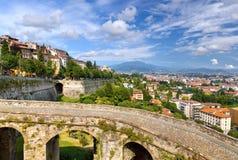 Bergamo, Lombardy, Italy Stock Image
