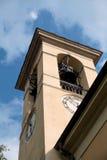 BERGAMO, LOMBARDY/ITALY - CZERWIEC 25: Kościół San Vigilio w Ber Obraz Stock