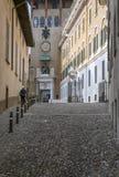 Bergamo, Lombardy, Italy. Royalty Free Stock Image