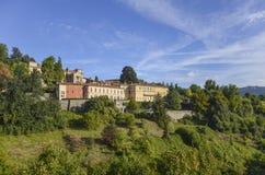Bergamo, Lombardy Italy view Royalty Free Stock Photography
