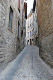 Bergamo Old city Royalty Free Stock Photography