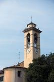 BERGAMO WŁOCHY, MARZEC, - 25: Kościół San Vigilio w Bergamo wewnątrz Zdjęcia Royalty Free