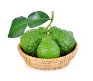 Bergamot fruit royalty free stock images