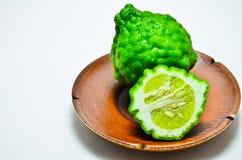 Bergamot Herb bergamot Royalty Free Stock Images