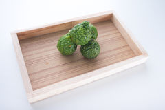 Bergamotfruit Stock Foto