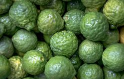 Bergamottenfrucht Stockfoto
