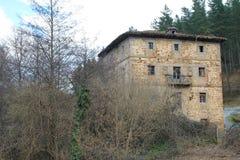 Bergantzako ¨Jauregia¨ dorretxea, Amurrio, Basque Country Royalty Free Stock Photos
