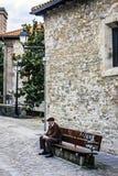 Bergara, Gipuzkoa, Испания стоковая фотография rf