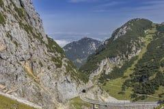 Bergbahn Lizenzfreies Stockfoto