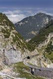 Bergbahn Lizenzfreie Stockfotos