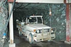 Bergbau. lizenzfreies stockbild