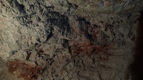 Bergbau nach Opalen und Bergbauleben im NSW-Hinterland Opal Fields, New South Wales, Australien Lizenzfreie Stockbilder
