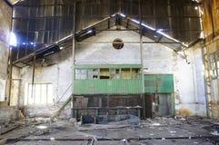Bergbaufabrik Stockfotografie
