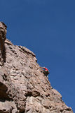 Bergbeklimming Stock Fotografie
