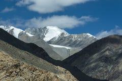 Bergbildande i Ladakh, Indien, Asien Fotografering för Bildbyråer