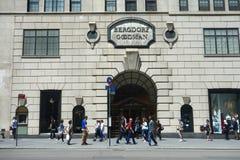 Bergdorf Goodman Foto de archivo