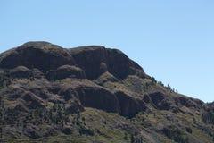 Berge in Äthiopien Lizenzfreies Stockfoto
