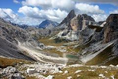 berge Италия Стоковая Фотография RF