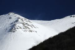 Berge 01 Stockbild