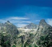 Berge lizenzfreies stockbild