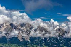 Berge Stockfoto
