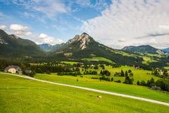 Berge Lizenzfreies Stockfoto